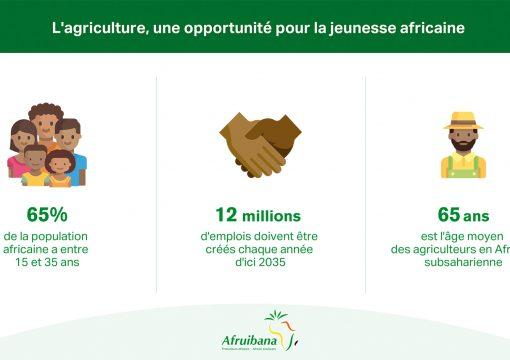 L'AGRICULTURE, UNE OPPORTUNITÉ POUR LA JEUNESSE AFRICAINE