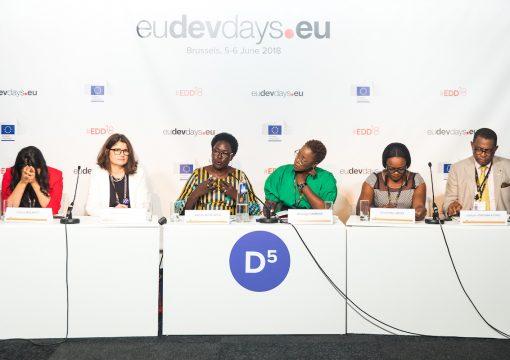 Afruibana aux Journées Européennes Du Développement – 2018